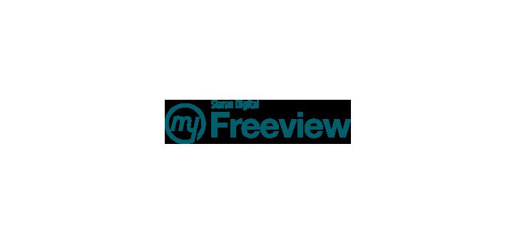 myfreeview logo vector