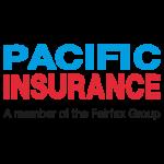 pacific insurance vector logo
