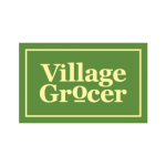 Village Grocer Logo Vector