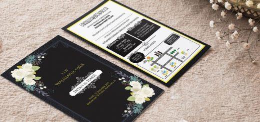 kad Kahwin Design template