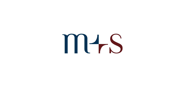 M+S Logo vector