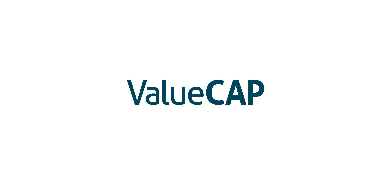 value cap logo vector
