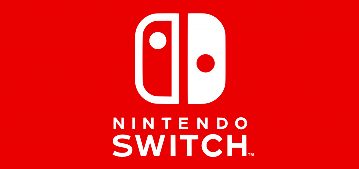Nintendo Switch Logo Vector