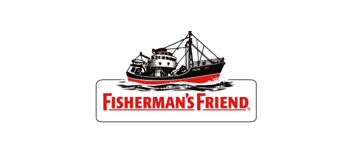 fishermans friend logo vector - Brand Logo Collection