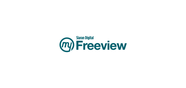 myfreeview logo vector