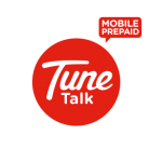 tune talk vector logo