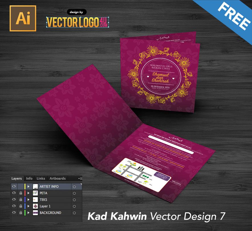 Kad-Kahwin-Free-Template-7
