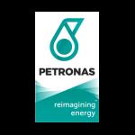 Petronas Reimagining energy logo