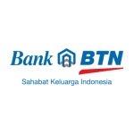 bank btn indonesia vector