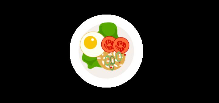 Nasi Goreng Vector Brand Logo Collection