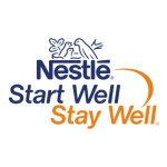 nestle start well stay well logo