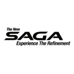Proton Saga New vector Logo