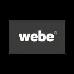 webe logo vector