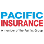 pacific insurance vector logo