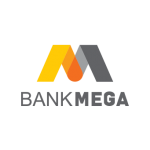 Bank Mega Logo Vector