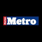 Harian Metro Logo vector