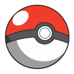 pokeball vector