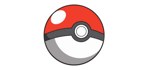 pokeball-vector