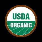 usda organic logo vector