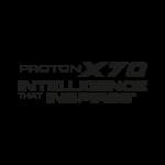 proton X70 logo vector