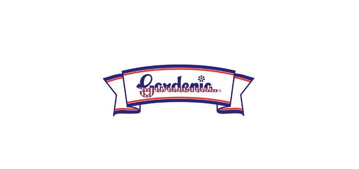 Gardenia Logo Vector