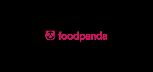 food panda logo vector