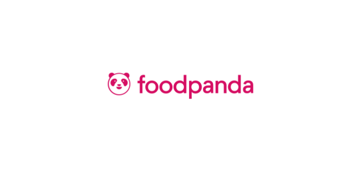 food panda logo vector