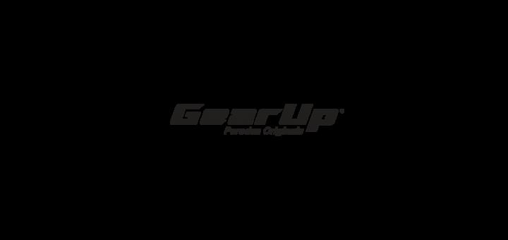 Gear Up Perodua Logo Vector