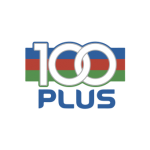 100plus logo vector