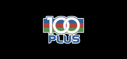 100plus logo vector