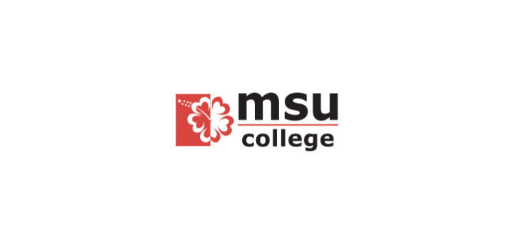 Msu College Logo Vector