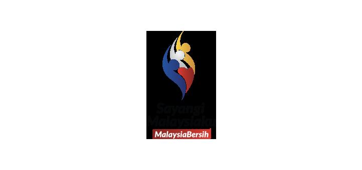 sayangi malaysiaku malaysia bersih logo