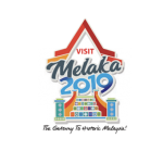 visit melaka 2019 logo vector