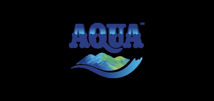 Aqua Logo Vector 2019