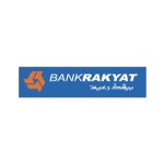Bank Rakyat Logo Vector Blue