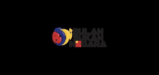 Bulan Sukan Negara Logo Vector