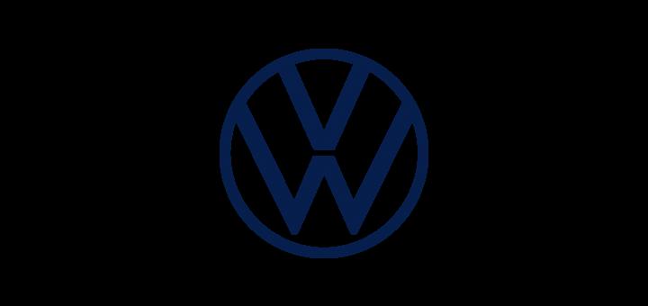 Volkswagen new logo vector