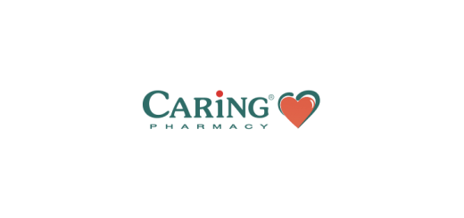 Caring Pharmacy Logo Vector