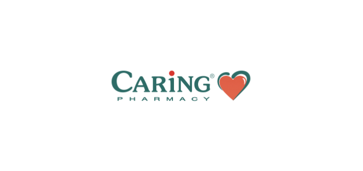 Caring Pharmacy Logo Vector