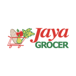 Jaya Grocer Logo Vector