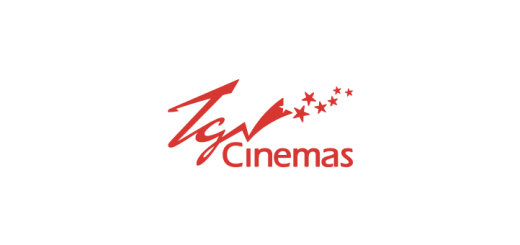 TGV Cinemas Vector Logo