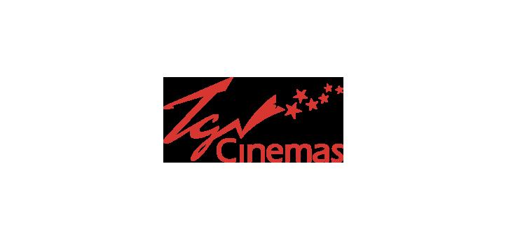 TGV Cinemas Vector Logo