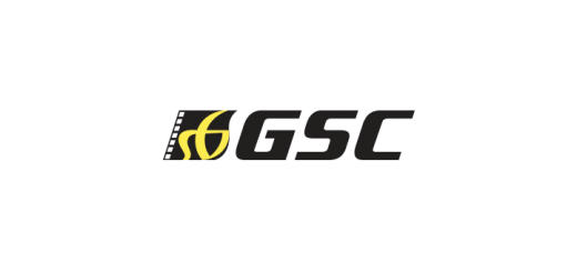 GSC Cinema Vector Logo