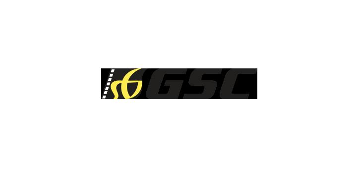 GSC Cinema Vector Logo