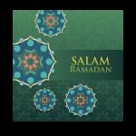 Salam Ramadan Vector 2020