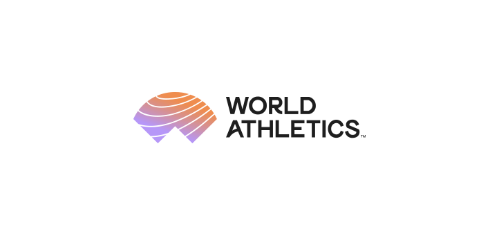 World Athletics 2019 Vector