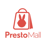 presto mall vector Logo