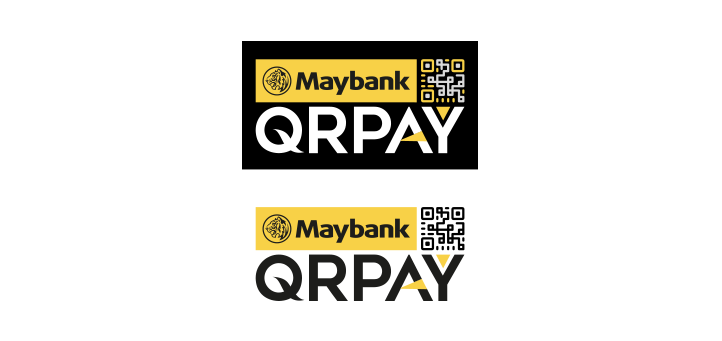 MAYBANK QRPAY Vector Logo