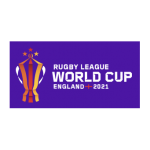 2021 Rugby League World Cup vector Logo