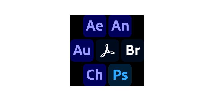 Adobe CC 2020 Logo Vector